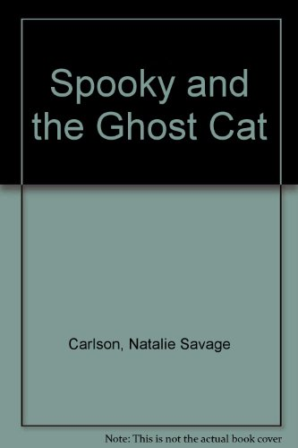 book Spooky and the Ghost Cat