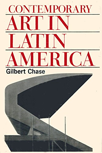 book Contemporary art in Latin America: Painting, graphic art, sculpture, architecture