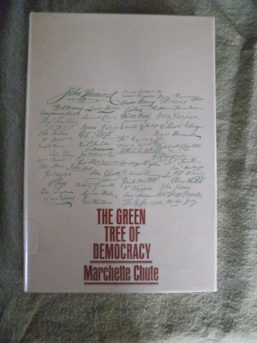book The Green Tree of Democracy