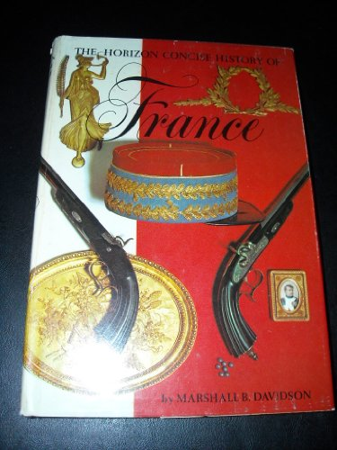 book The Horizon Concise History of France