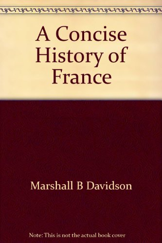 book A Concise History of France