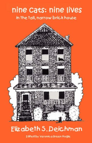 book Nine Cats: Nine Lives: In the Tall, Narrow Brick House