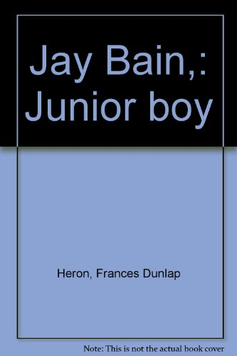 book Jay Bain,: Junior boy