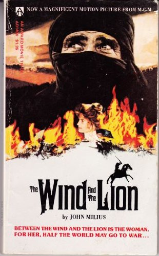 book THE WIND AND THE LION