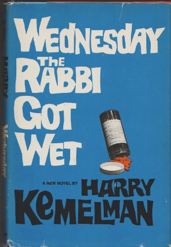 book Wednesday the Rabbi Got Wet