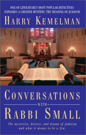 book Conversations With Rabbi Small (Rabbi Small Mystery) Paperback - April 1, 1982