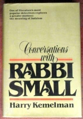book Conversations With Rabbi Small Hardcover July, 1981