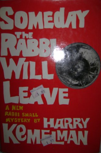 book Someday the Rabbi Will Leave