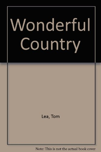 book Wonderful Country