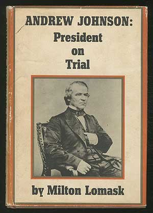 book Andrew Johnson: President on trial