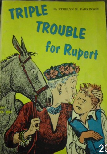 book Triple Trouble for Rupert