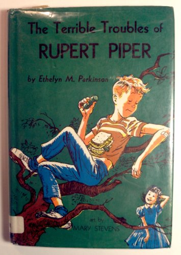 book Terrible Troubles of Rupert Piper