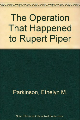 book The operation that happened to Rupert Piper