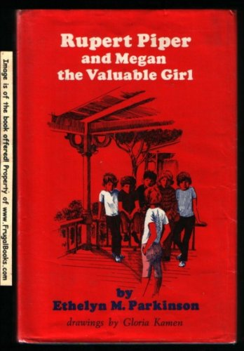 book Rupert Piper and Megan, the valuable girl