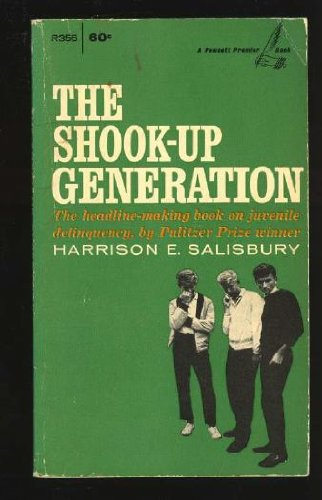 book The shook-up generation