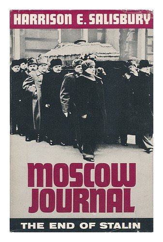 book Moscow journal: The end of Stalin