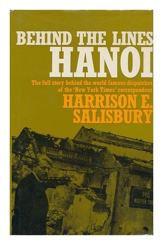 book Behind the Lines - Hanoi