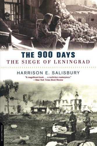 book The 900 Days: The Siege Of Leningrad