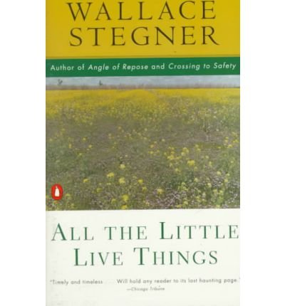 book All the Little Live Things (Contemporary American fiction) (Paperback) - Common
