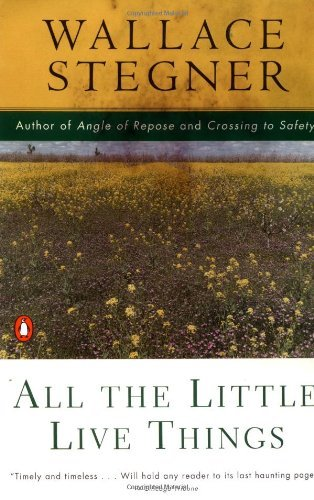 book All the Little Live Things (Contemporary American Fiction) by Stegner Wallace (1991-12-01) Paperback
