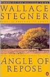 book Angle of Repose (text only) Reprint edition by W. Stegner