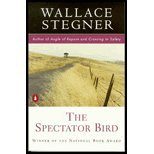 book The Spectator Bird by Stegner,Wallace. [1990,4th Edition.] Paperback