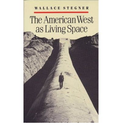 book The American West as Living Space (Paperback) - Common