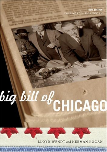 book Big Bill of Chicago