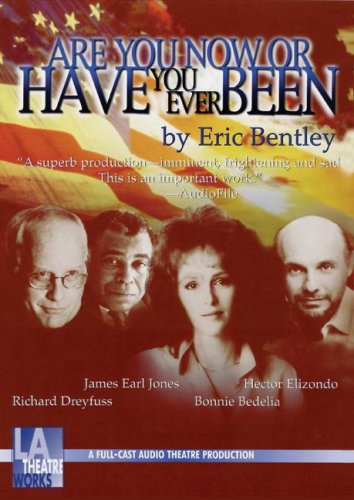 book Are You Now or Have You Ever Been (Library Edition Audio CDs) (L. a. Theatre Works)