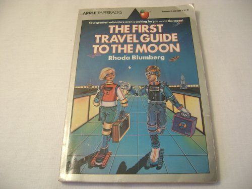 book First Travel Guide to the Moon