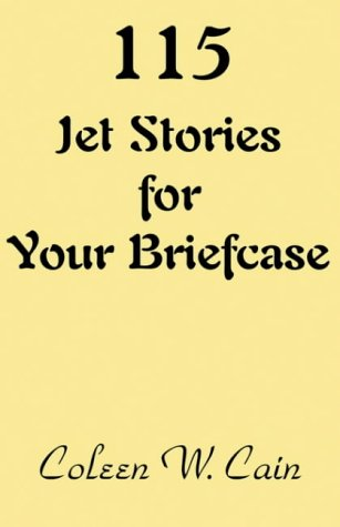 book 115 Jet Stories for Your Briefcase