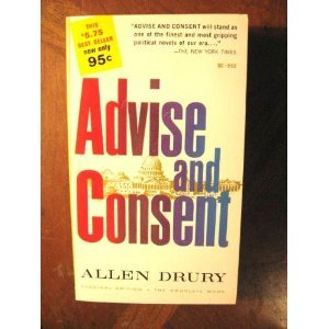 book Advise and Consent (Cardinal Edition)