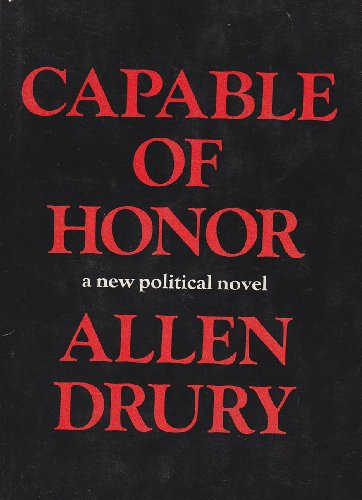 book Capable of Honor