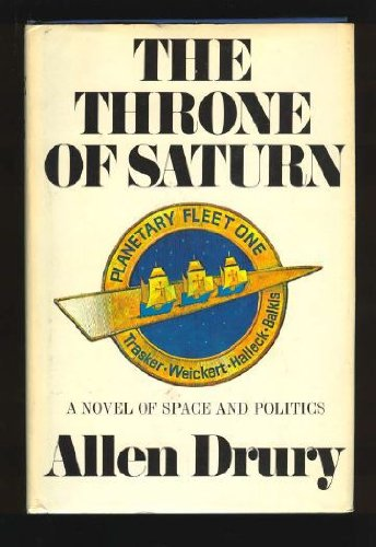 book The Throne of Saturn