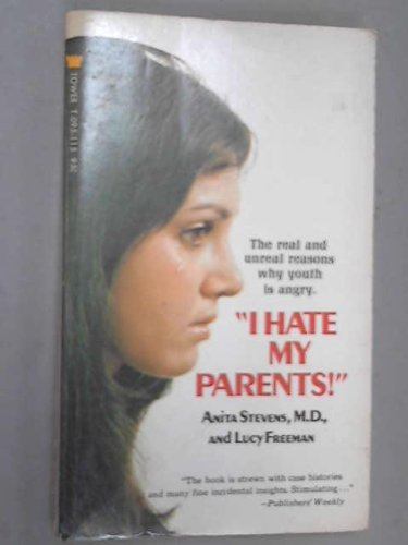 book I Hate My Parents!