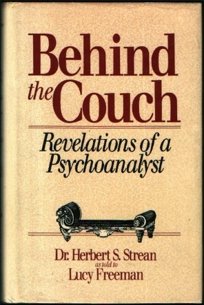 book Behind the Couch: Revelations of a Psychoanalyst