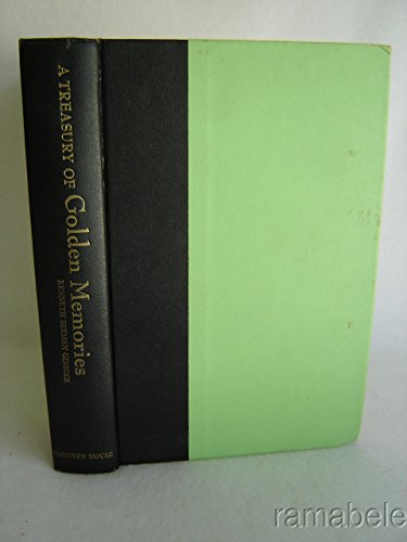 book A Treasury of Golden Memories Kenneth Giniger Mother Goose Bible Childhood Love