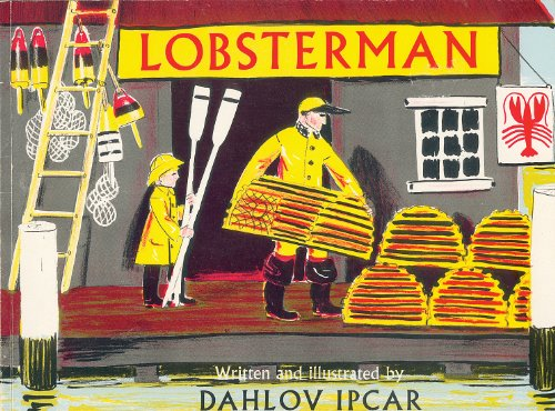book Lobsterman (Down East Quality Reprint)
