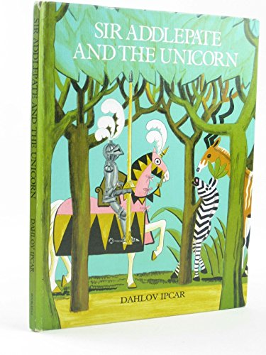 book Sir Addlepate and the Unicorn