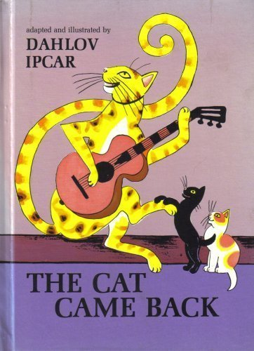 book The cat came back,