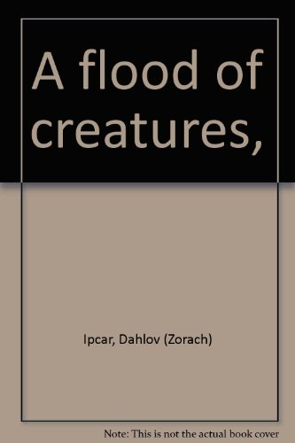 book A flood of creatures,