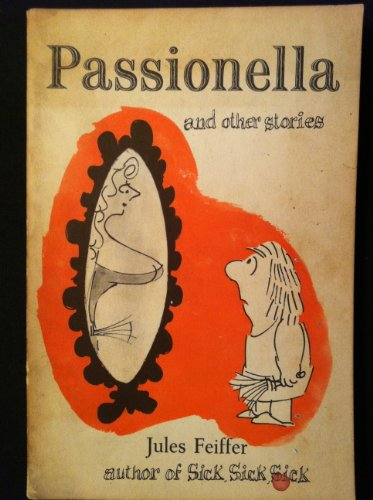 book PASSIONELLA AND OTHER STORIES [ 1st ]