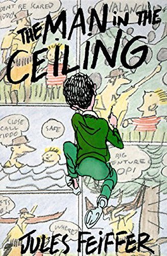 book The Man in the Ceiling (Michael Di Capua Books)