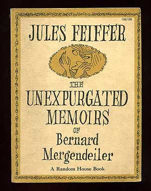 book The Unexpurgated memoirs of Bernard Mergendeiler