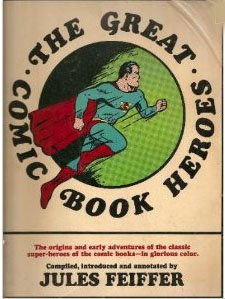 book Great Comic Book Heroes