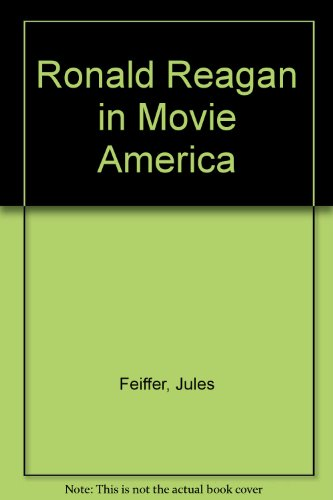 book Ronald Reagan in Movie America