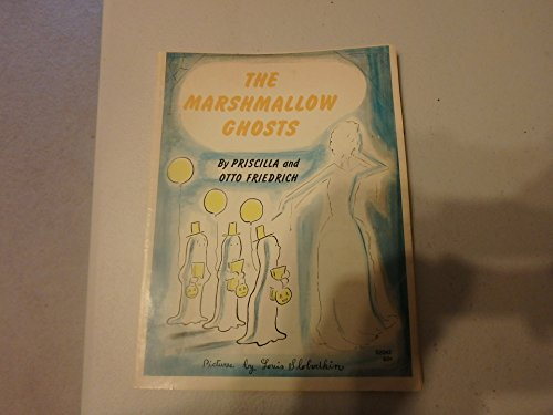 book The marshmallow ghosts,