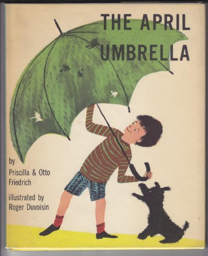 book The April Umbrella