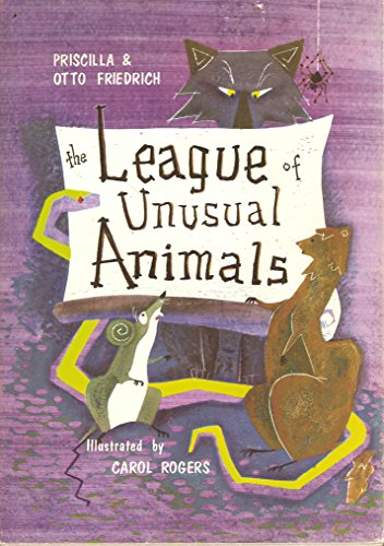 book The League of Unusual Animals