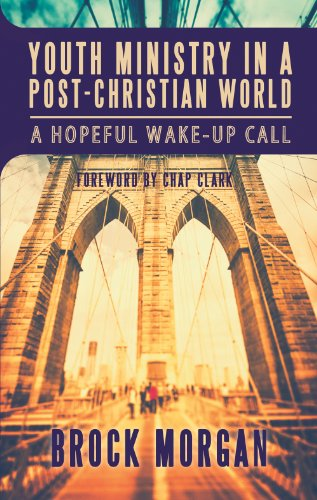 book Youth Ministry in a Post-Christian World: A Hopeful Wake-Up Call
